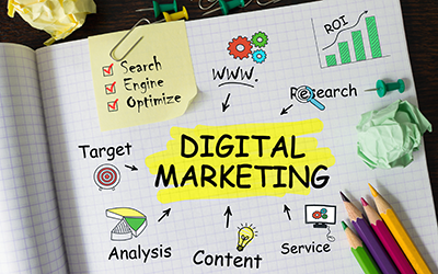 Looking Behind the Curtain at Digital Marketing Technology Trends