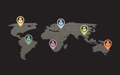 How to Take Advantage of Globally Dispersed IT Teams
