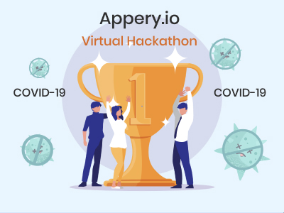 Exadel Developers Take on COVID-19 Challenges with Employee-Led Hackathon